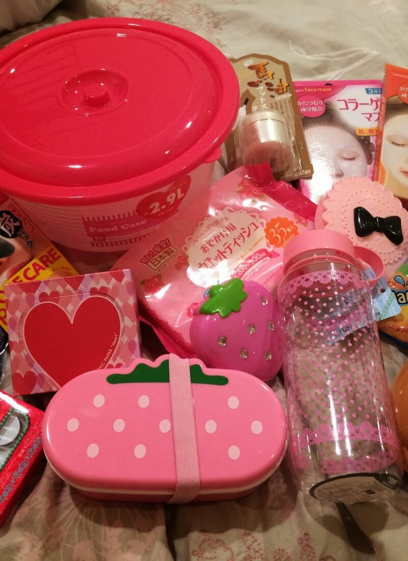 daiso beauty and home haul