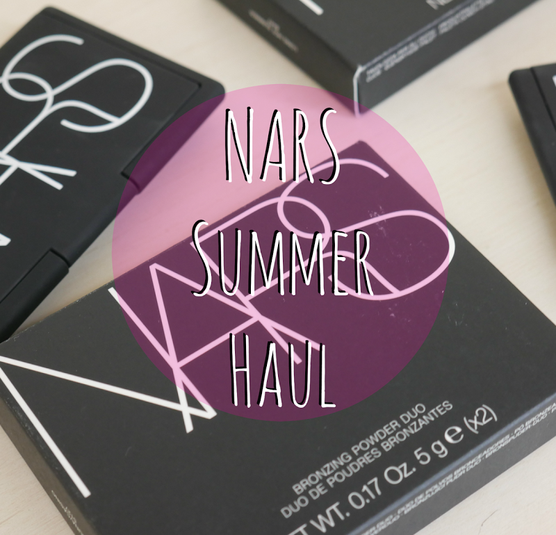 [HAUL] NARS Long Hot Summer 2016 Collection Haul