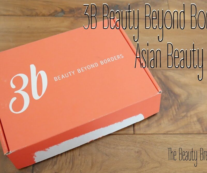 3B Beauty Beyond Borders: Mini Asian Beauty Haul!