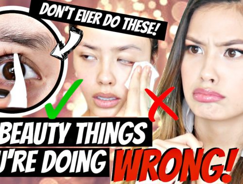 Korean beauty things you should NEVER do