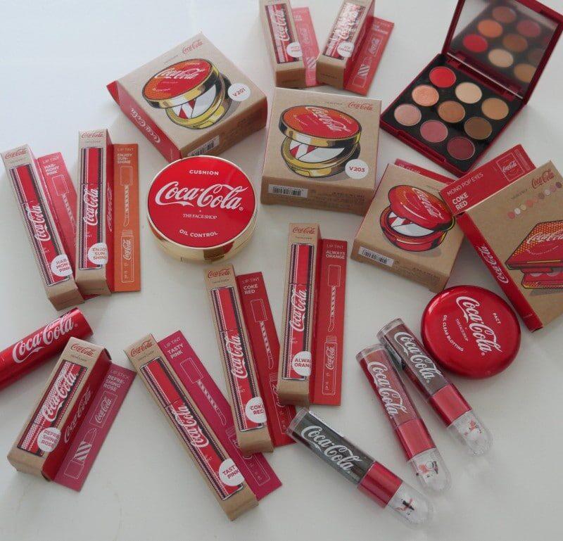 The Face Shop Coca Cola Collection