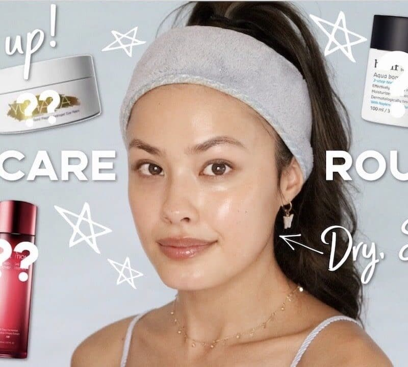 My Current Skincare Routine for Glowy Skin